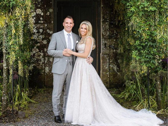 Featured Image for Brendan Rodgers and Charlotte Searle get married in Loch Lomond
