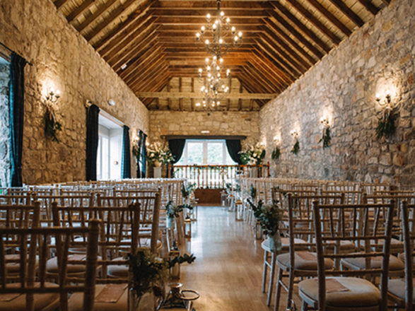 Featured Image for Why you should go for a... rustic barn venue