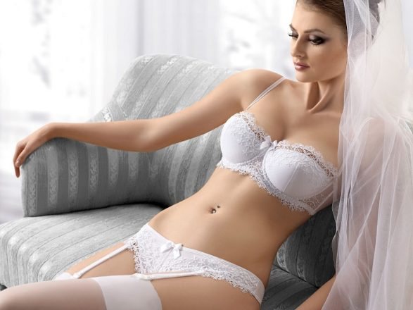 Featured Image for Choose the right underwear for your wedding dress style