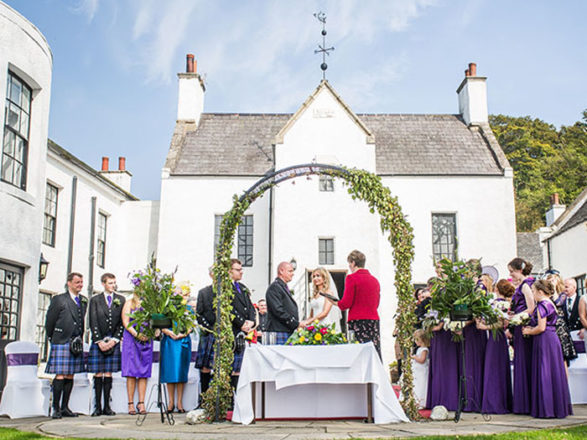 Featured Image for 9 touching ways to personalise your wedding ceremony