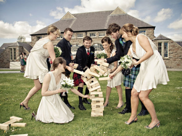 Featured Image for 17 ridiculously cool wedding entertainment ideas you'll want to steal
