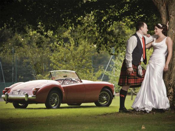 Featured Image for Unique + fun wedding transport ideas
