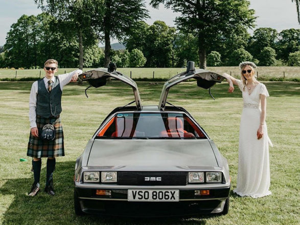 Featured Image for The real Scottish weddings of Instagram #3