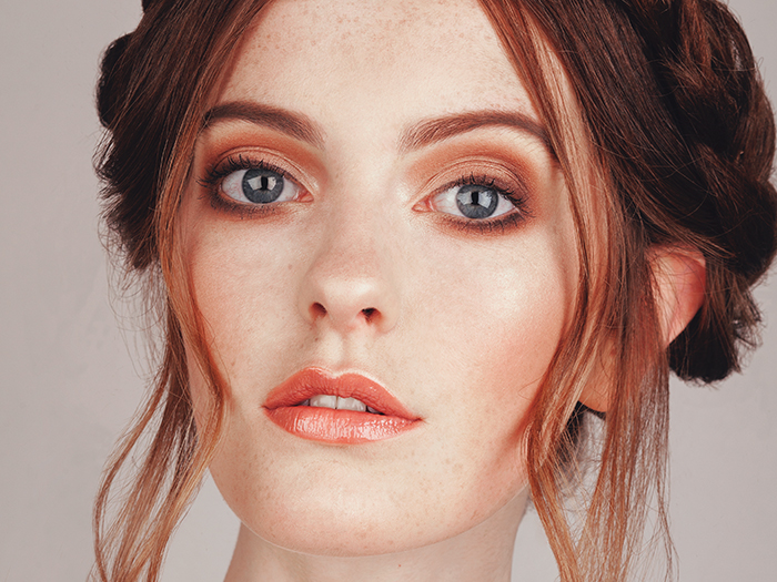 Featured Image for #THROWBACKTHURSDAY: Bridal make up 'modern beauty' shoot