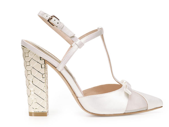 Featured Image for Our edit of stylish wedding shoes with block heels