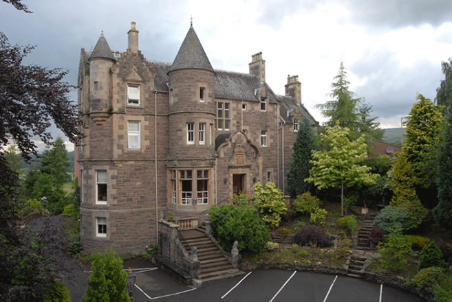 Featured Image for Knock Castle Hotel and Spa