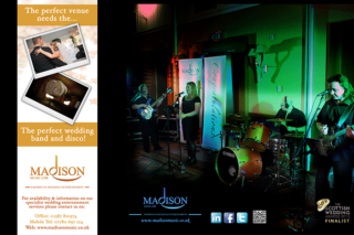 Featured Image for Madison Wedding Band