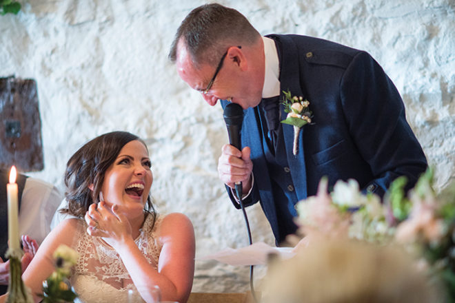 Featured Image for 7 super-effective ways to nail that wedding speech