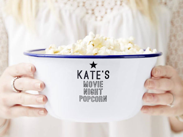 Featured Image for Wedding gift idea - personalised enamelware