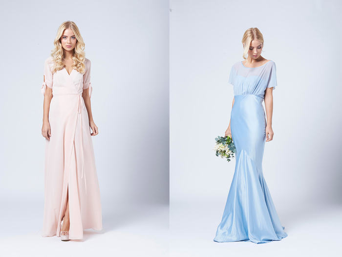 Featured Image for 10 of the best boho bridesmaid dresses from Maids to Measure 2017
