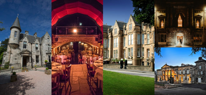 Featured Image for 27 of the best city centre wedding venues in Scotland 2017