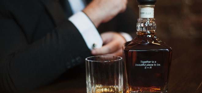 Featured Image for A gift for your groom that's as unique as he is from Jack Daniel's