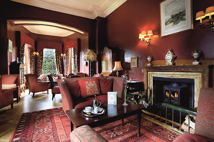 drawing room - Pittodrie House Hotel