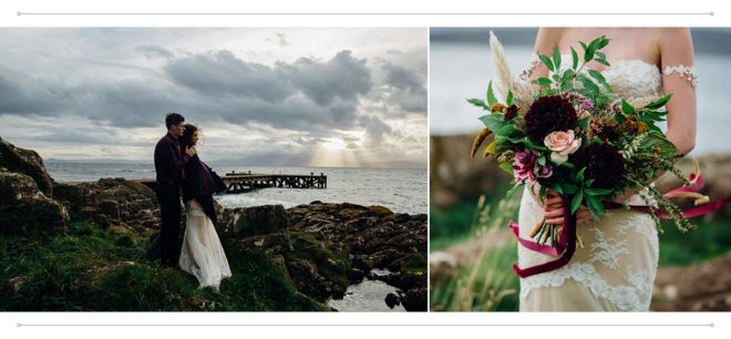 Featured Image for The Last Days of Summer - A Scottish Elopement: a styled photoshoot