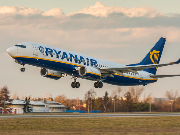 Featured Image for Going on honeymoon? Ryanair to change carry-on luggage rules