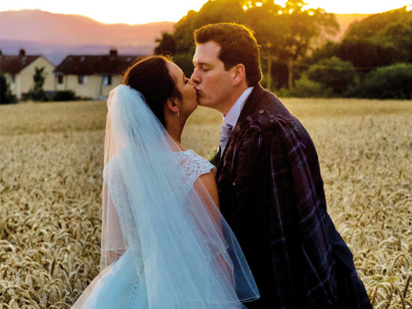 Featured Image for How to find an amazing wedding photographer in Scotland