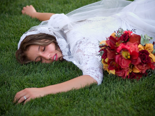 Featured Image for How to sleep better in the run up to your wedding day