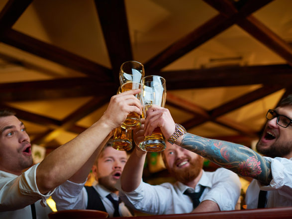 Featured Image for Our Opinion: Has the traditional stag do had its day?