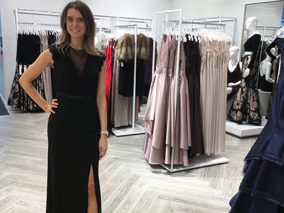 Featured Image for Finding the perfect wedding guest style at David's Bridal Glasgow