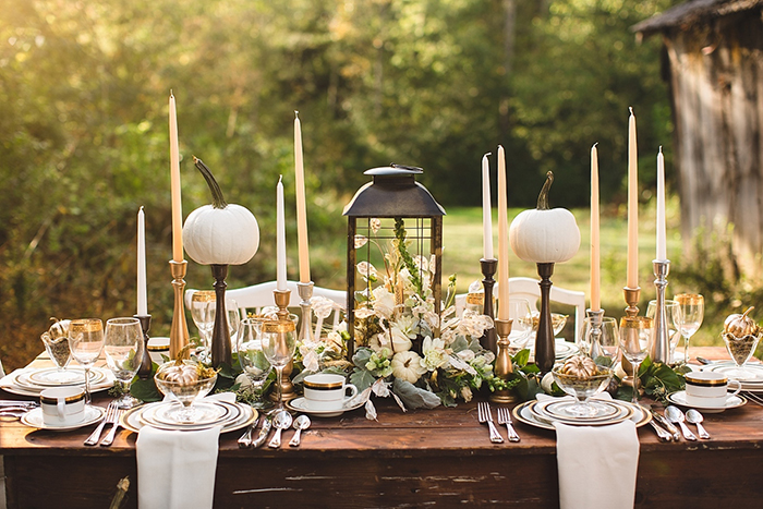 Featured Image for Devine Bride: Making winter wedding decor easy!