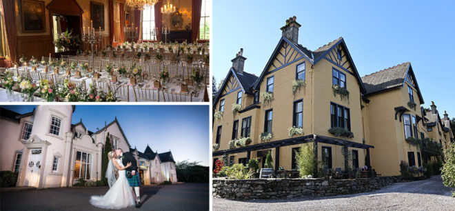Featured Image for 11 of the best wedding venues in the Scottish Highlands 2017