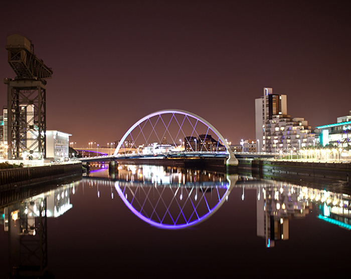 Featured Image for The Girl with the Big Hair: Top places to celebrate your engagement in Glasgow