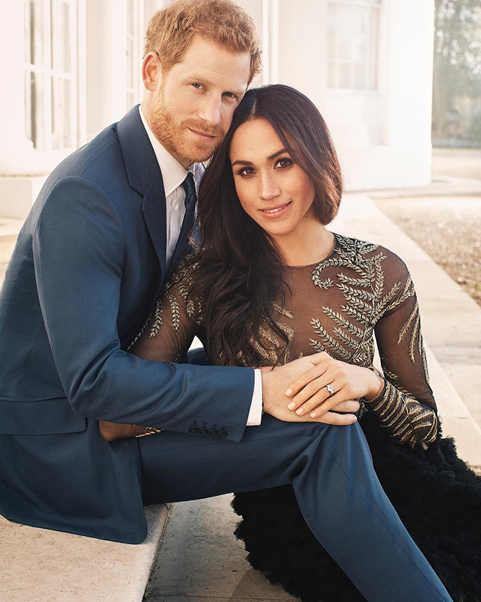 Featured Image for Could this secluded island be where Harry + Meghan decide to honeymoon?