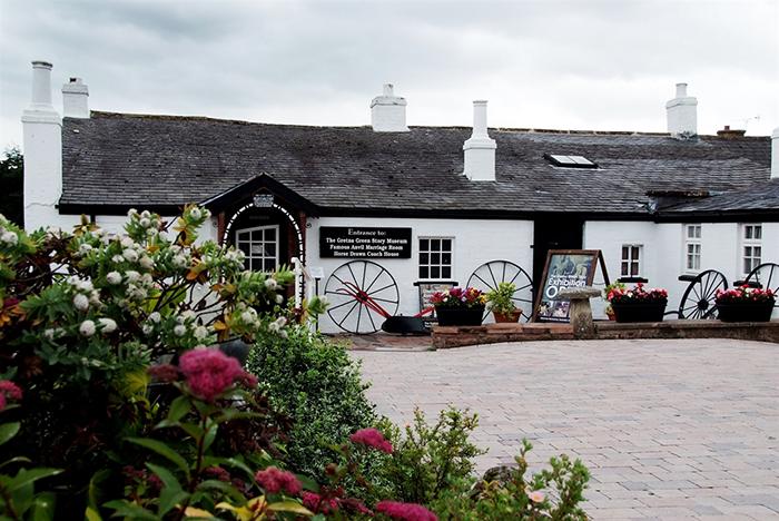Gretna Green Blacksmiths Elopement venues Scotland