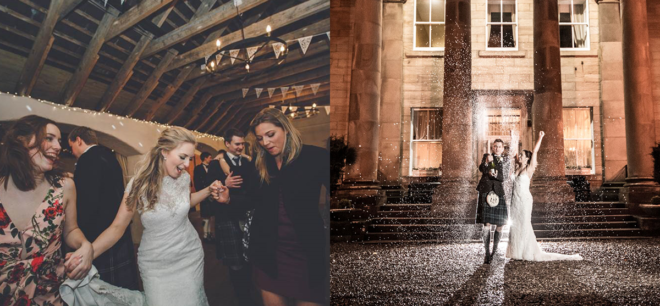 Featured Image for 23 of the best party-perfect wedding venues in Scotland 2018