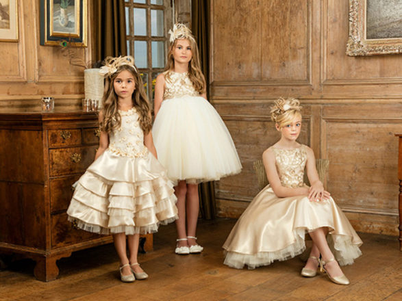 Featured Image for Our fave flower girl dresses from the new Michelle Bray collection