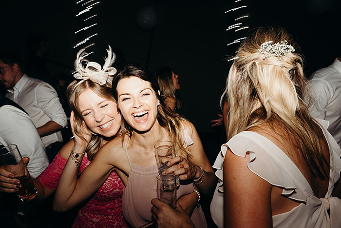 Featured Image for Devine Bride: Worried no one will dance at your wedding?