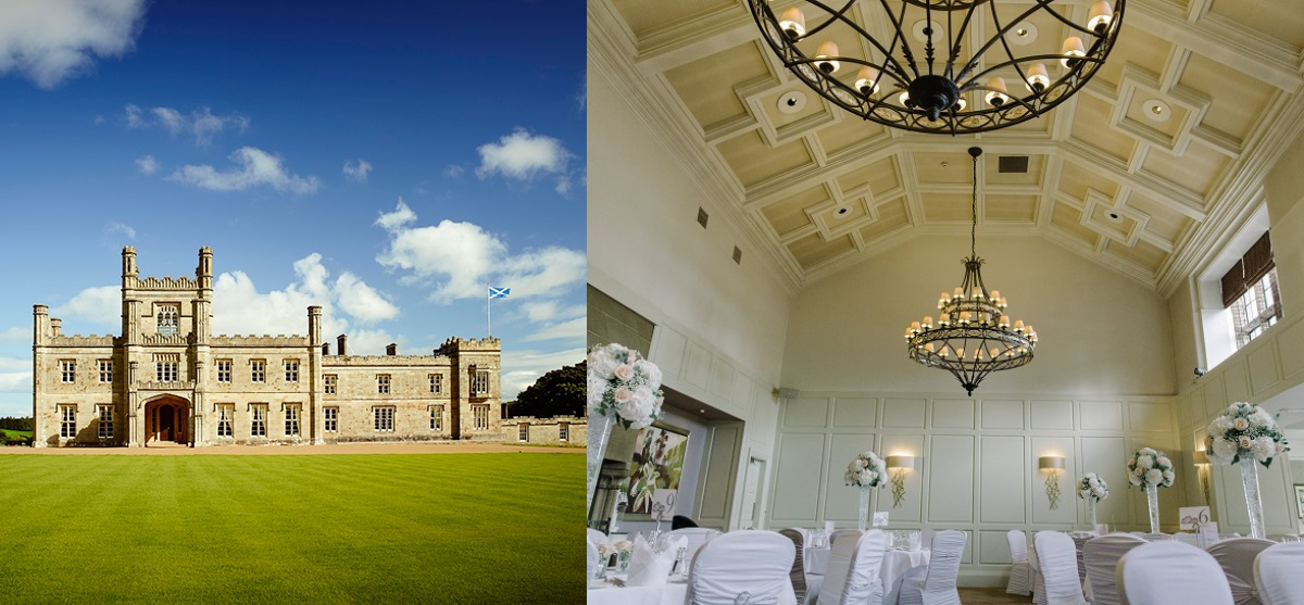 Featured Image for 16 of the best wedding venues in Ayrshire 2018