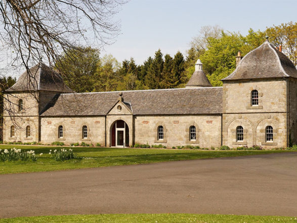 Featured Image for SWD Visits: The Coach House Spa at Kinross House
