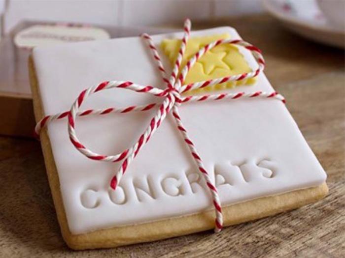 congratulations cookiegram