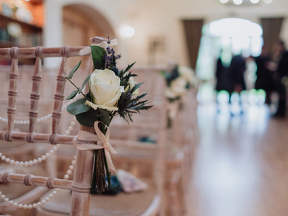 Featured Image for 5 crafty couples' real life wedding makes you'll love