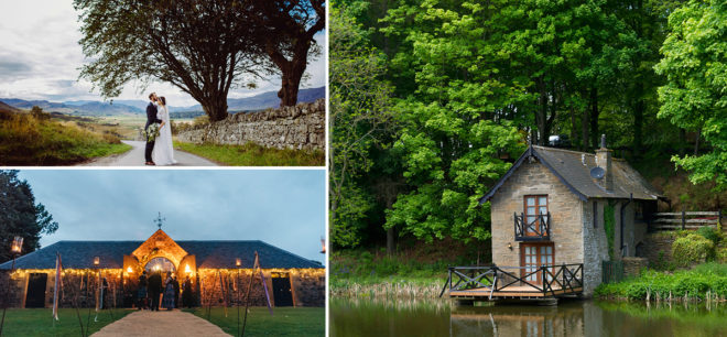 Featured Image for 19 of the most romantic wedding venues in Scotland 2018