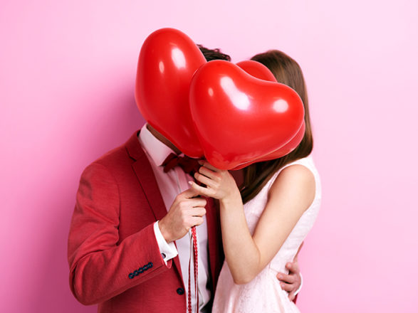 Featured Image for Six romantic staying in ideas for Valentine's Day
