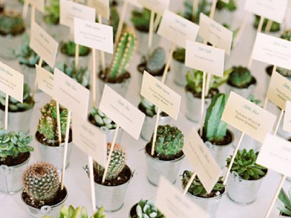 Featured Image for 105 lovely decor ideas for Spring wedding