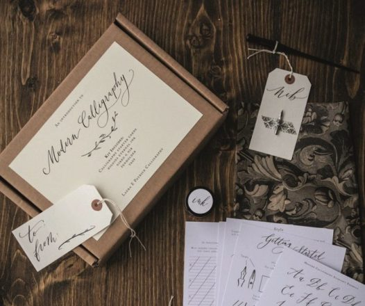Featured Image for Trend report 2018: DIY calligraphy