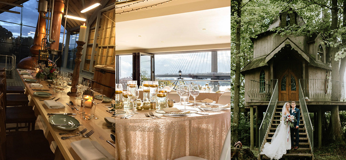 Featured Image for 21 of the best wedding venues in Fife 2018