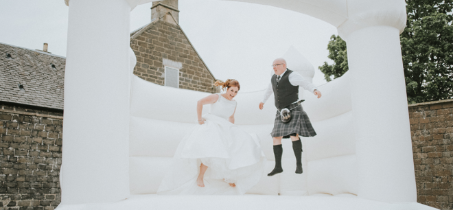 Featured Image for Metallic + travel theme at springtime celebrations at Norton House Hotel and Spa, Edinburgh