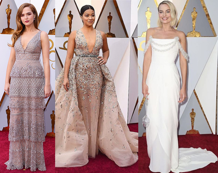 Featured Image for 10 looks from The Oscars 2018 to inspire your wedding day style