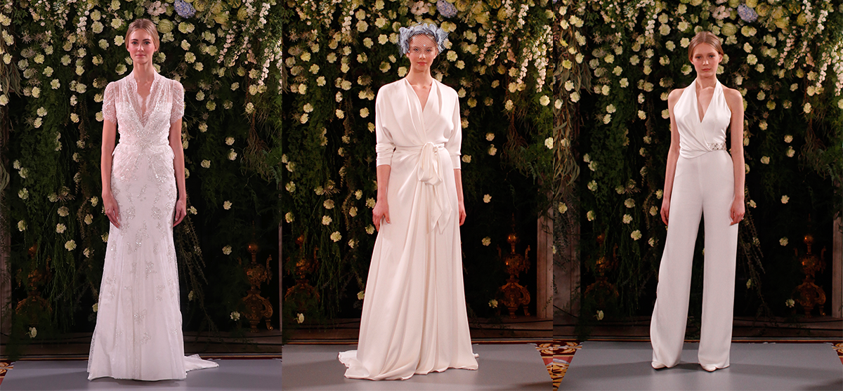 Featured Image for Jenny Packham unveils 2019 bridal collection at The Ritz, London