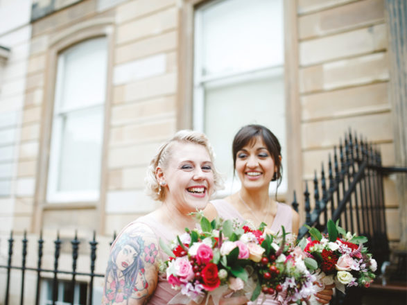 Featured Image for Mind's 'maid up: we sort your bridesmaid dilemmas
