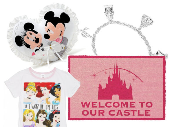 Featured Image for 19 gifts for every Disney-loving bride-to-be