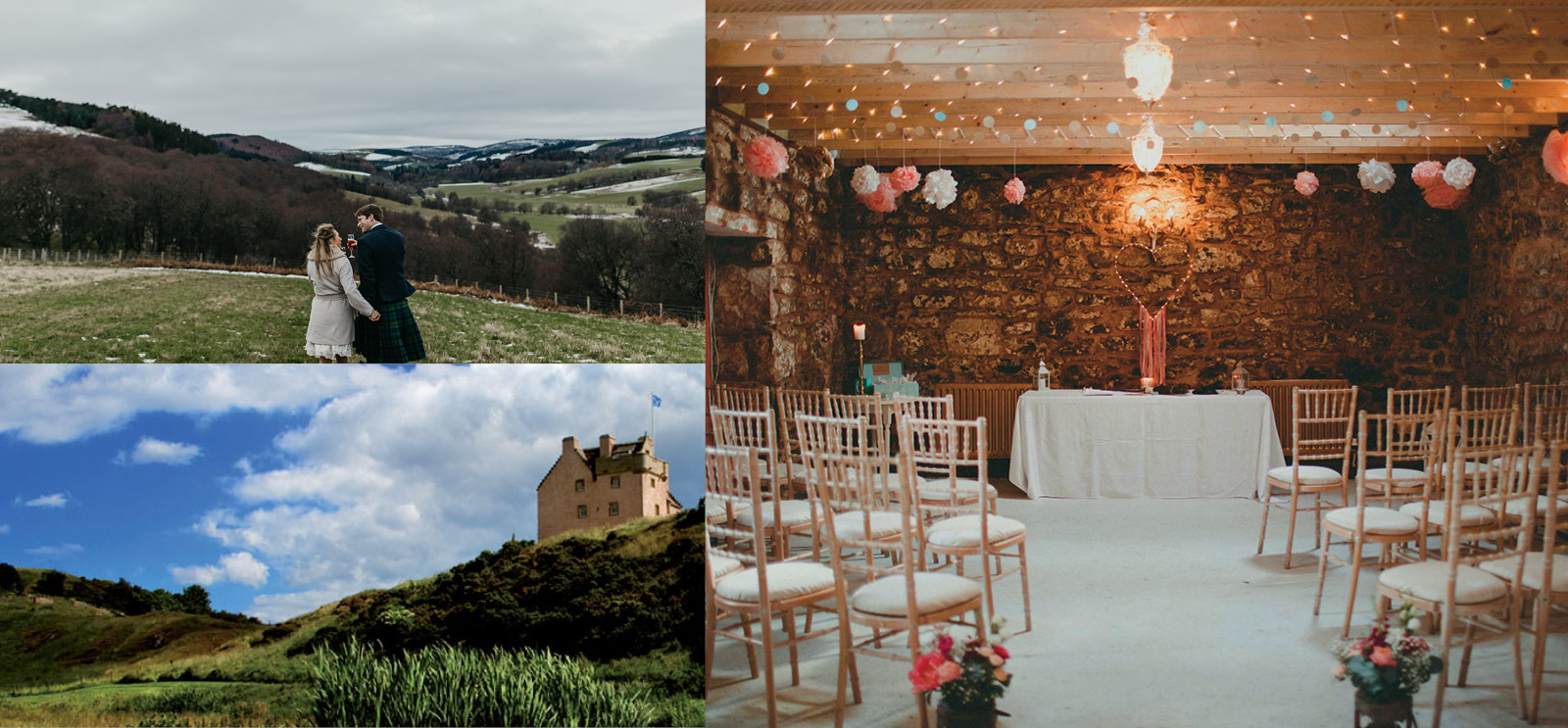 Featured Image for 21 of the best Scottish venues for small weddings 2018