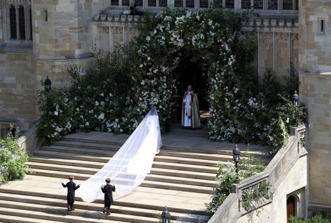 Featured Image for Devine Bride: Top trends from Meghan + Harry's wedding