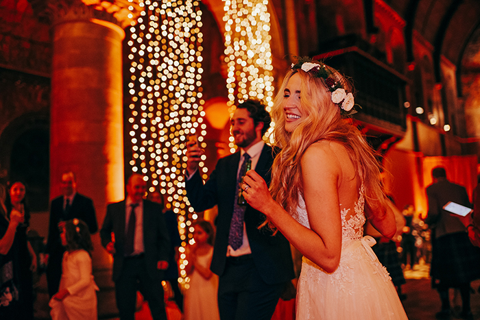 David Grant Simpson Mansfield Traquair Real Wedding Scotland