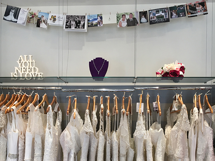Featured Image for 10 years of gorgeous gowns for bridal boutique Ivory Whites, Perth
