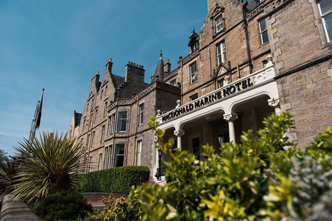 Featured Image for SWD Visits...Macdonald Marine Hotel and Spa, North Berwick [review]